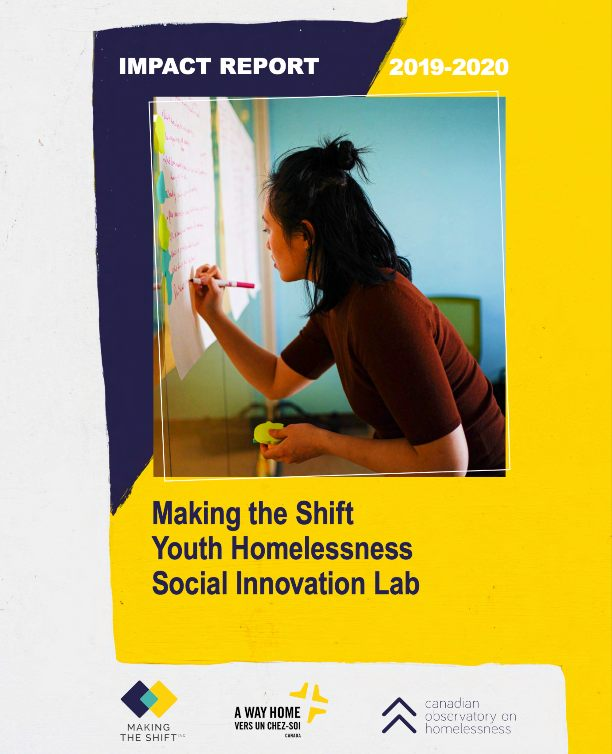 Making the Shift Youth Impact Report 2019-20