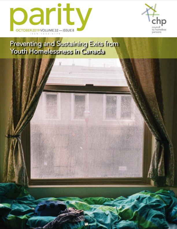 Preventing and Sustaining Exits from Youth Homelessness in Canada